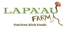 Lapa'au farm logo