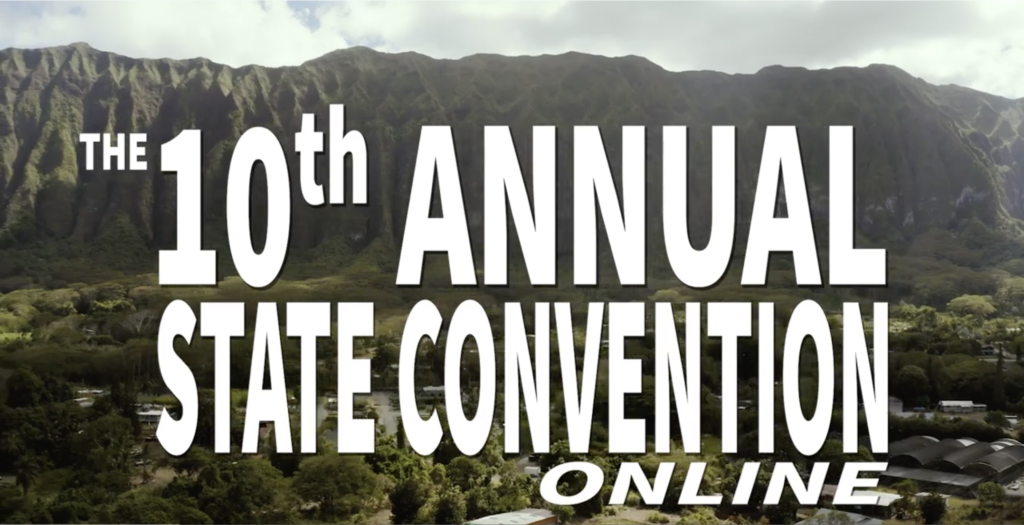 CLICK ON THE IMAGE TO VIEW - The HFUU 10th Convention Promo Video