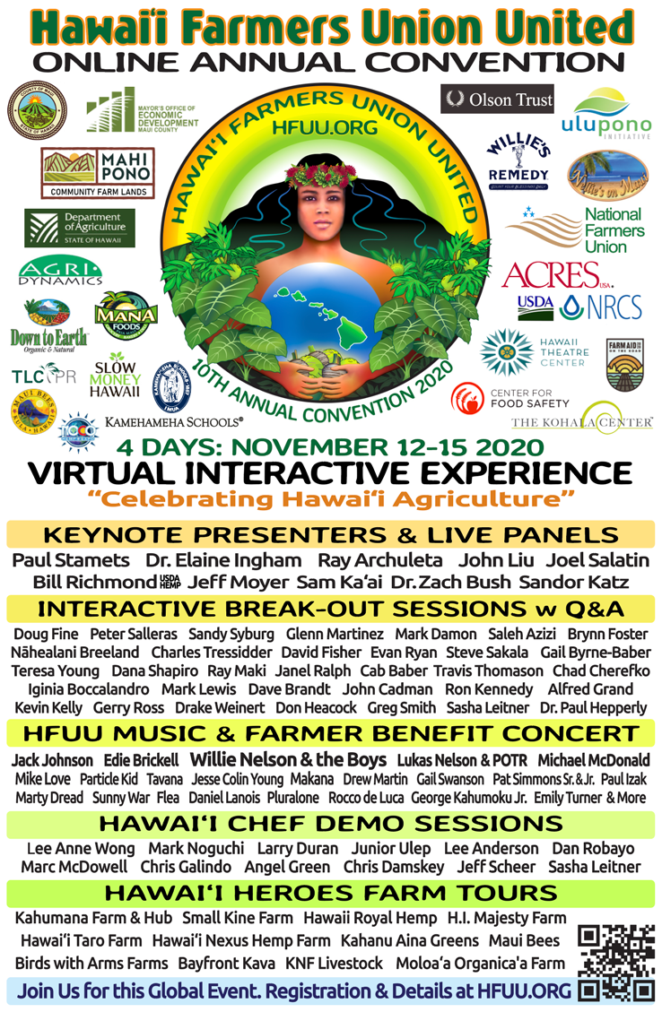CLICK ON THE IMAGE TO VIEW - The HFUU 10th Annual Convention Poster Downloadable PDF