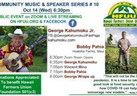 Community Music and Speaker #10